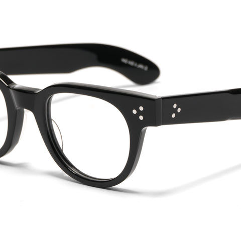 shady character Frankie Optical Black/Clear
