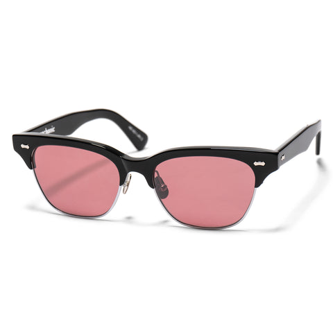 shady character Mechanic Sunglasses Black/Wine