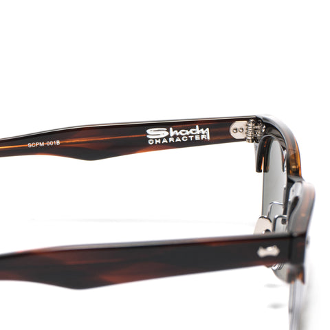 shady character Mechanic Sunglasses Rootbeer/G-15