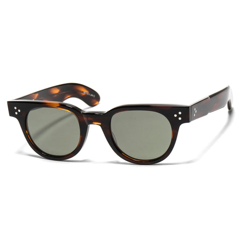 Shady Character Frankie Sunglasses Rootbeer/G-15