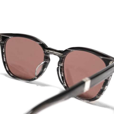 sophnet. Binchotan Folding Sunglasses By Kaneko Optical Brown