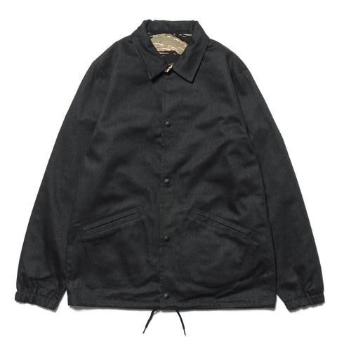 Reversible Coach Blouson Black