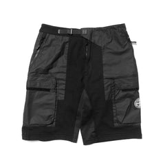 Bermuda Cargo Shorts Black