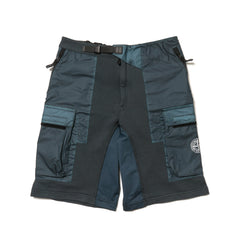 Bermuda Cargo Shorts Dark Blue
