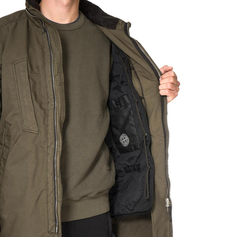 Stone Island David-TC with Detachable Down Lining