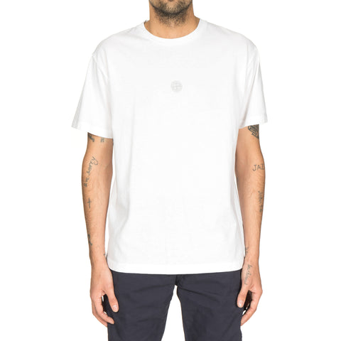 stone island Graphic T Shirt White