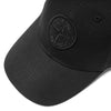 Stone Island Logo 6 Panel Cap black