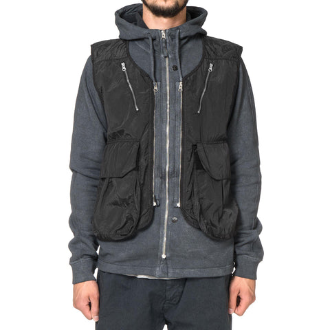 Stone Island Shadow Project Double Front Hooded Sweatshirt