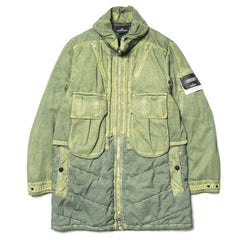 Stone Island shadow project Double Front Parka