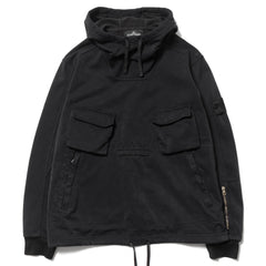 Stone Island Shadow Project Dual Composite Jersey Anorak Jacket