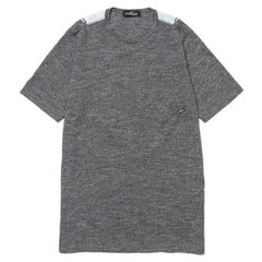 stone island shadow project Melange Jersey Tshirt