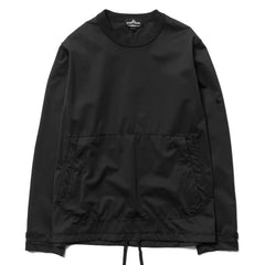 Stone Island Shadow Project Nylon-R Pullover Pocket LS Crewneck
