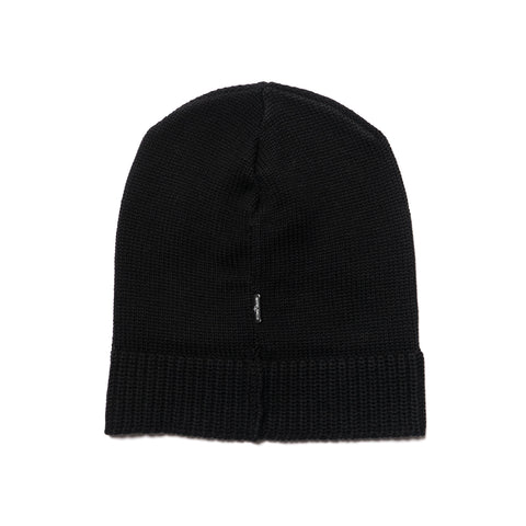 Stone Island Shadow Project Pure Wool Cap Black