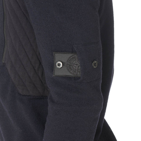 stone island shadow project Tactical Track Jacket BLEU
