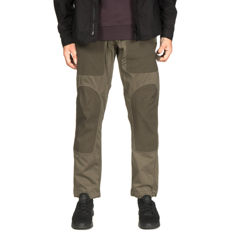 stone island Stretch Cotton Wool Satin Ghost Piece Garment Dyed Pants Military