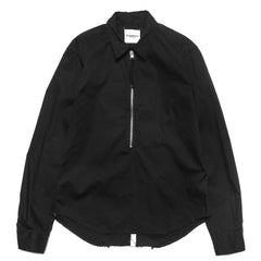 takahiromiyashita the soloist. Half Zip Shirt Black