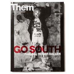 Them Magazine No.013 2017 Go South Featuring Roger Ballen