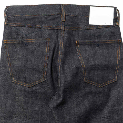 TAKAHIROMIYASHITA The SoloIst. Lone Star Tight Tapered Jean Indigo