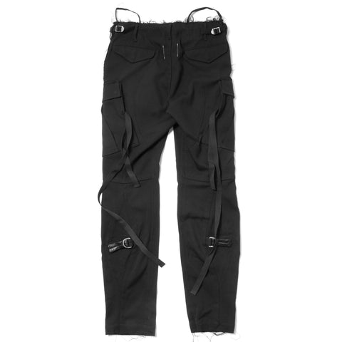 TAKAHIROMIYASHITA The SoloIst. Six Pockets Pants Black