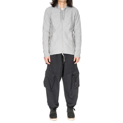 TAKAHIROMIYASHITA The SoloIst. Full Zip Hoody with Zip Pockets