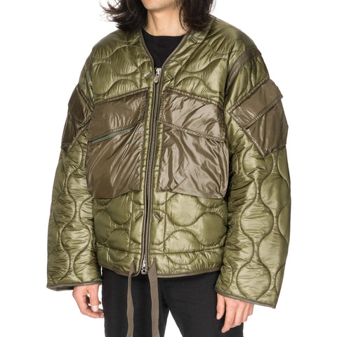 TAKAHIROMIYASHITA The SoloIst. Quilted Liner Jacket IV