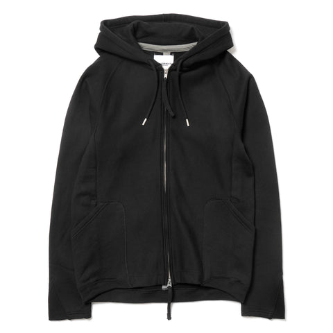 TAKAHIROMIYASHITA The SoloIst. Zip Up Hoody Black