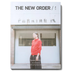 The New Order Magazine Vol.16 Sasquatchfabrix. by Kyoji Takahashi