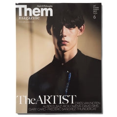 "Them Magazine No.014 2017 ""The Artist"""
