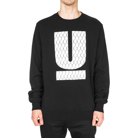 UNDERCOVEr UCR4892-4 Sweat Shirt Black