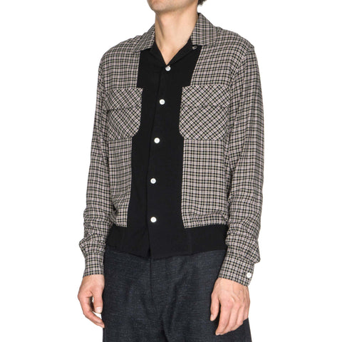 undercover UCT4402 Shirt Black