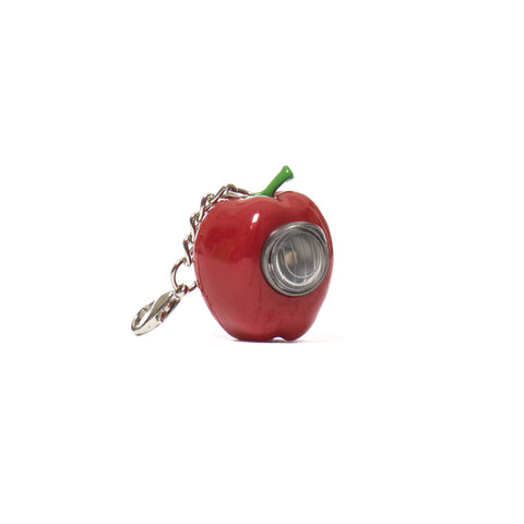 Medicom x Undercover Gilapple Light Keychain Red, Home Goods