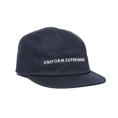 Uniform Experiment 5 Panel Logo Cap Navy