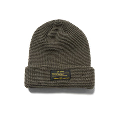 Uniform Experiment UEN Knit Cap Khaki