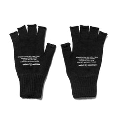 Uniform Experiment UEN Physical Fitness Finger Less Glove black