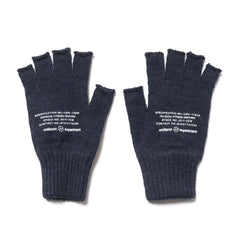 Uniform Experiment UEN Physical Fitness Finger Less Glove Navy