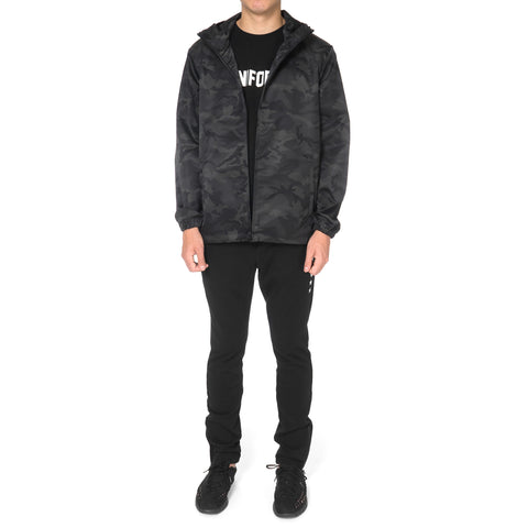 Uniform Experiment Hem Zip Easy Pant Black