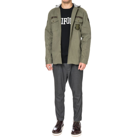 Uniform Experiment Hooded Utility Shirt