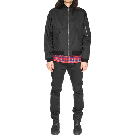 uniform experiment Reversible Souvenir Jacket Black
