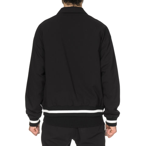 uniform experiment Swing Top Blouson Black