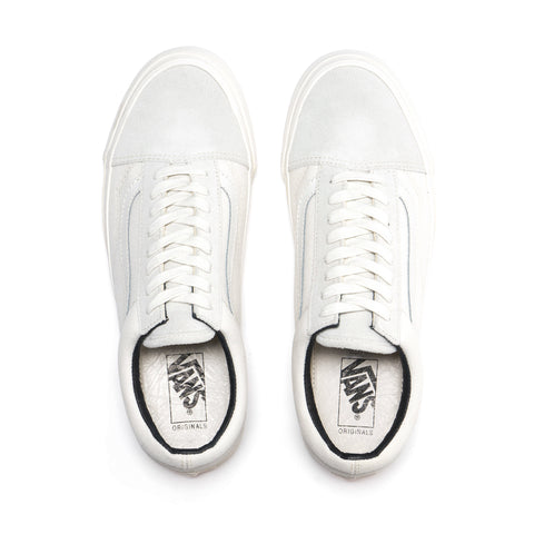 vans vault OG Old Skool LX White/Light Gray