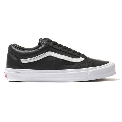Vans Vault OG Old Skool LX Black, Footwear