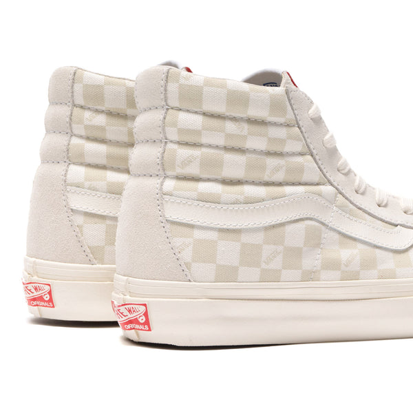 6436f323cceb40 OG SK8-Hi LX (Suede  Canvas) Checkerboard   Marshmallow – HAVEN