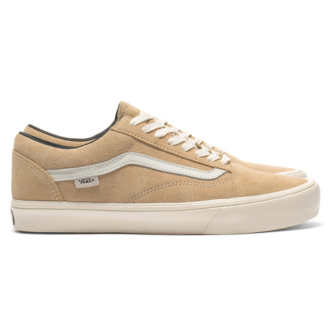be52deb1058e54 vans vault Old Skool Lite LX (Suede) New Wheat