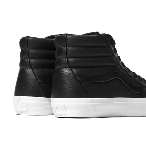 Vans Vault SK8-Hi Reissue ST LX -Premium Leather- Black