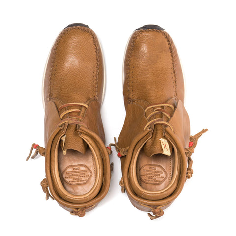 visvim FBT (Red Deer) Brown