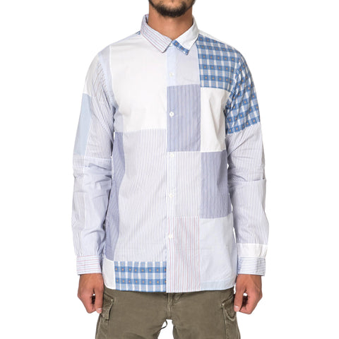 visvim Long Rider Shirt L/S Flux P.W.