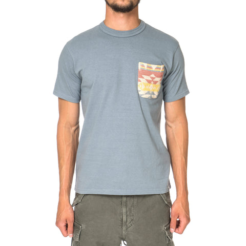 visvim Native Blanket Pocket Tee S/S