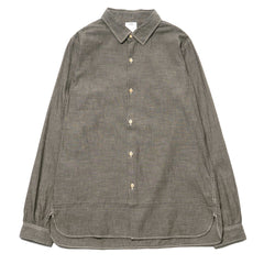 visvim SS Long Rider Shirt Chambray