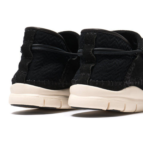 Visvim UTE Moc Trainer-Folk Black