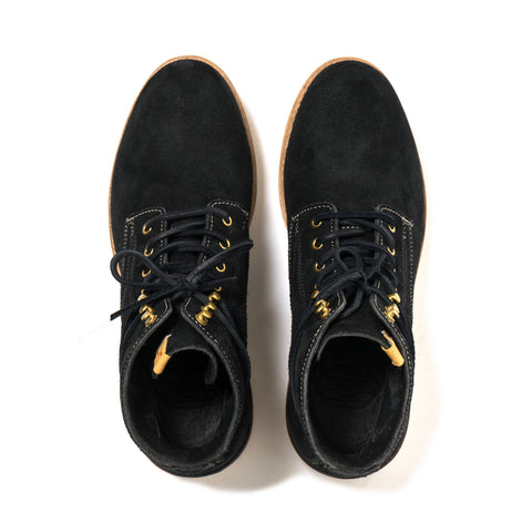 Visvim Virgil Boots-Folk Black